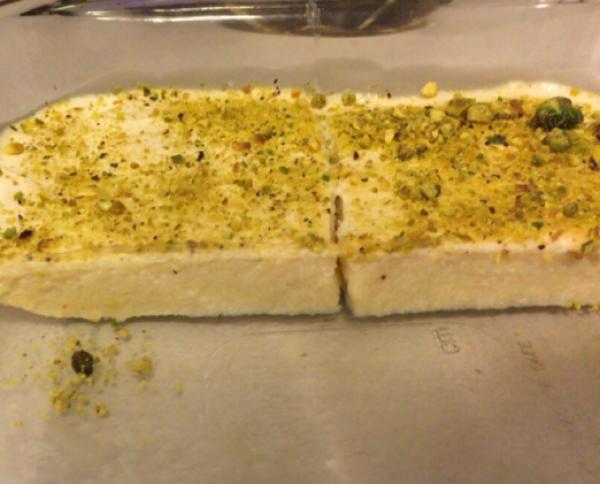 وصفة حلى ليالي لبنان