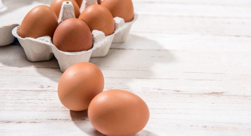أفضل مكان لحفظ البيض