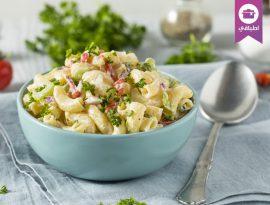 Pasta Mayo Salad