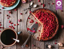Cowberry Pie