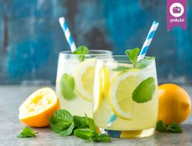 Detox Lemon Mint
