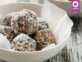 Oat coconut balls