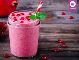 Smoothie Pomegranate