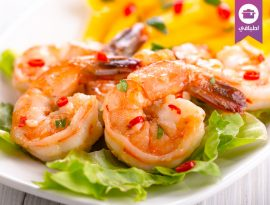 Ananas Shrimp