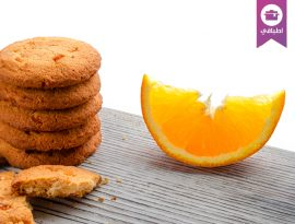 Biscuit Orange