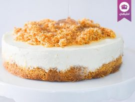 Cheese Cake Knafeh