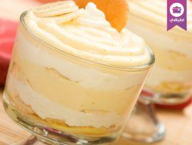 Cream Vanilla Banan